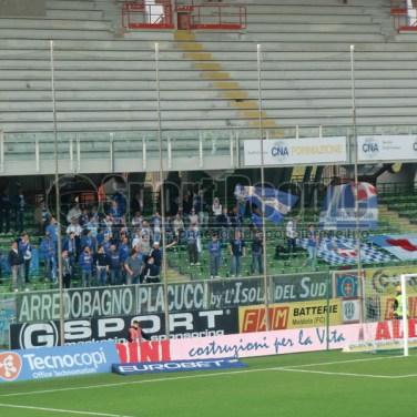 Cesena-Novara 2-0, Serie B 2013/14