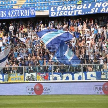 Empoli-Spezia 2-0, Serie B 2013/14