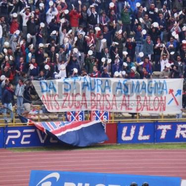 Bologna-Parma 1-1, Serie A 2013/14
