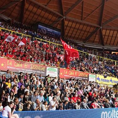 Busto Arsizio-Conegliano 3-2, Semifinale 2 Serie A1 pallavolo femminile 2013/14