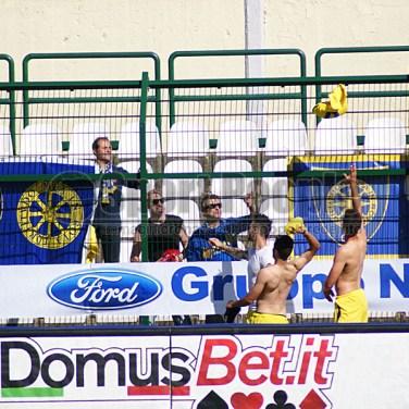 Pro Vercelli-Carrarese 2-0, Lega Pro 1/A 2013/14