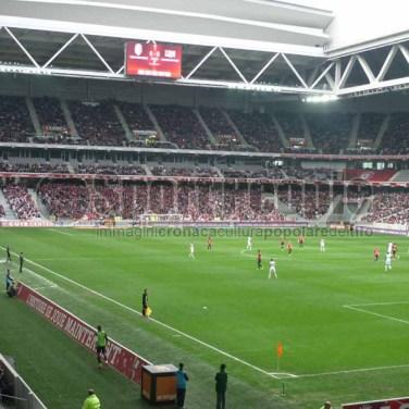 Lille-Guincamp 1-0, Ligue 1 Francia 2013/14