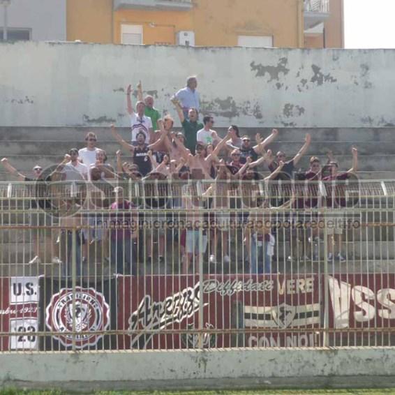 Akragas-Arezzo 1-0, playoff Serie D 2013/14