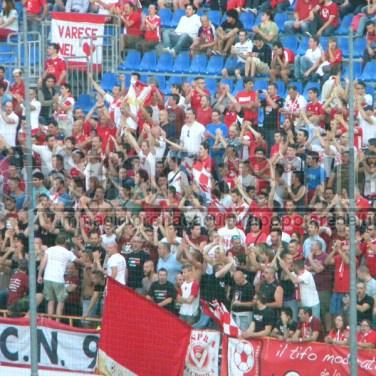 Novara-Varese 0-2, playout Serie B 2013/14