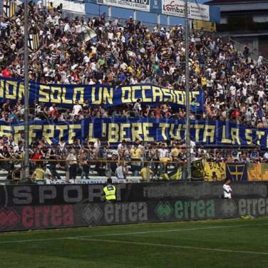 Parma-Sampdoria 2-0, Serie A 2013/14