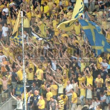 Modena-Novara 3-1, Serie B 2013/14