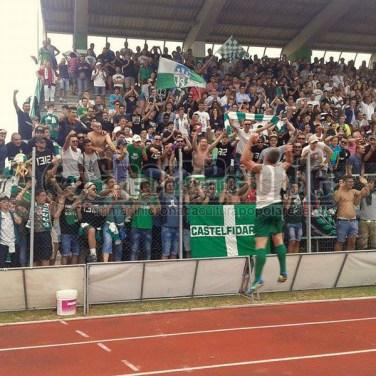 Castelfidardo-Rieti 2-1, Playoff Eccellenza 2013/14