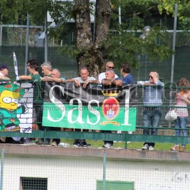Sassuolo-Bologna 1-0, amichevole 2014/15