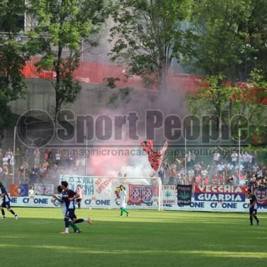 Bologna-Formigine 2-1, amichevole 2014/15
