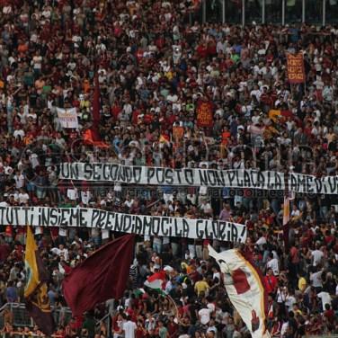 Roma-Fenerbahce 3-3, amichevole 2014/15