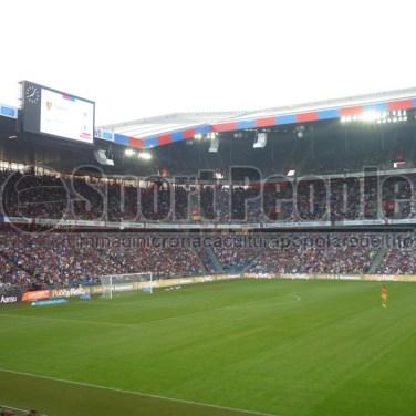 Basilea-Zurigo 4-1, Super League 2014/15
