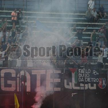 Cassino-Casertana 1-3, amichevole 2014/15