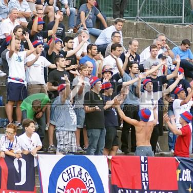 Mendrisio-Chiasso 0-2, Coppa Svizzera 2014/15