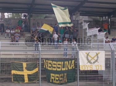 Boys Caivanese-Herculaneum 0-3, Coppa Italia 2014/15