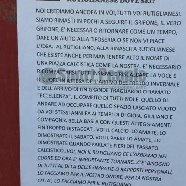 Rinascita Rutiglianese-Fasano 1-3, Coppa Puglia 2014/15