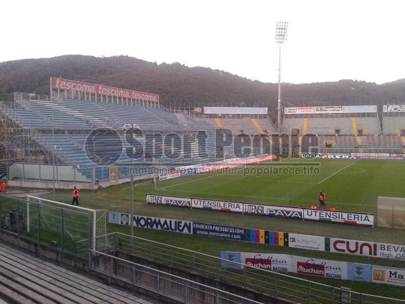 Brescia-Lanciano 1-1, Serie B 2014/15