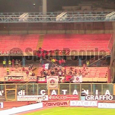Catania-Lanciano 3-3, Serie B 2014/15