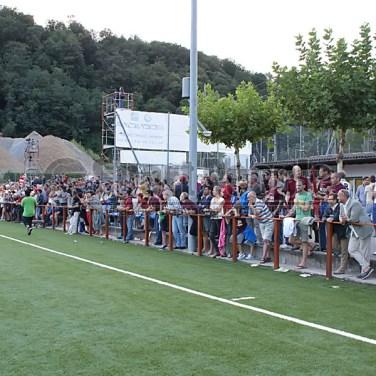 FC Paradiso-Bellinzona 1-3, 2.Lega Ticinese 2014/15