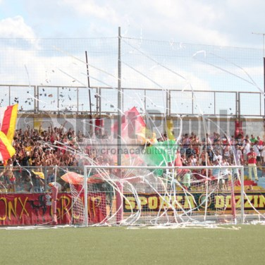 Gallipoli-Brindisi 2-1, Serie D 2014/15