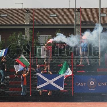 Atletico Morena-Eretum 2-2, Coppa Lazio 2014/15