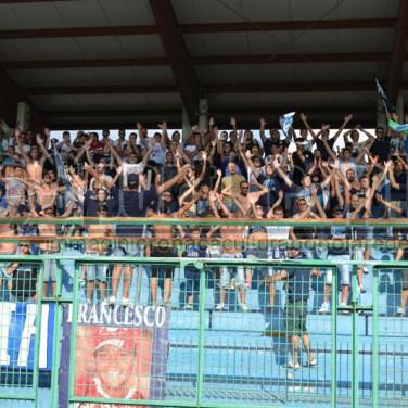 Paganese-Reggina 1-2, Lega Pro 2014/15