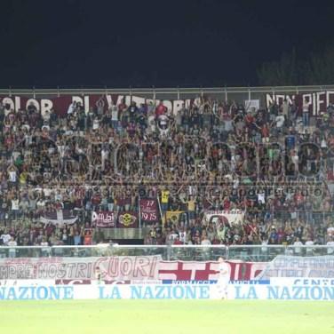 Livorno–Carpi 1-1, Serie B 2014/15
