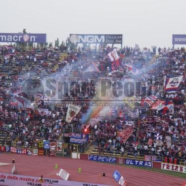 Bologna-Crotone 0-2, Serie B 2014/15