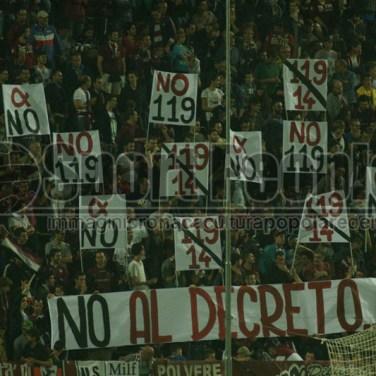 Arezzo-Torres 0-0, Lega Pro 2014/15