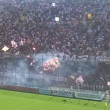 Salernitana-Aversa Normanna 4-3, Lega Pro 2014/15