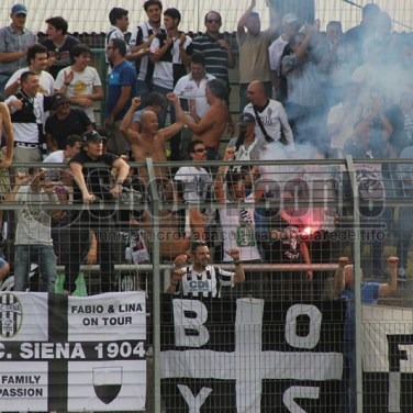 Flaminia-Siena 1-6, Serie D 2014/15