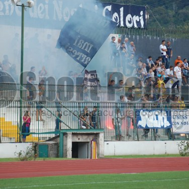 Cavese-Manfredonia 3-1, Serie D 2014/15