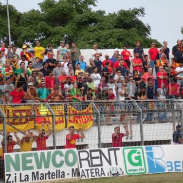 Matera-Lecce 0-0, Lega Pro 2014/15