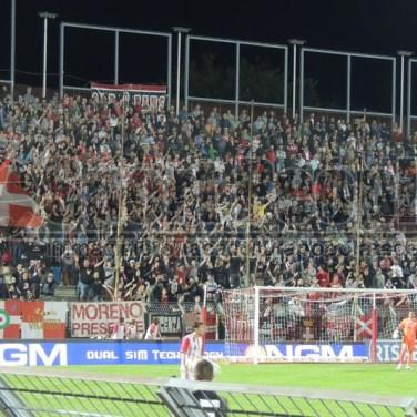 Vicenza-Bari 1-0, Serie B 2014/15