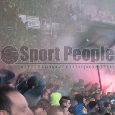 Catania-Entella, Serie B 2014/15