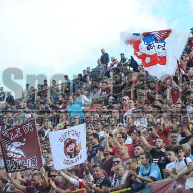 Salernitana-Melfi 0-0, Lega Pro 2014/15