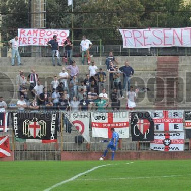 Fano-Padova, Coppa Italia D 2014/15