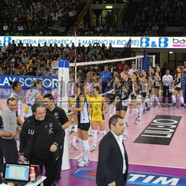 Modena-Novara, Serie A1 volley femminile 2014/15
