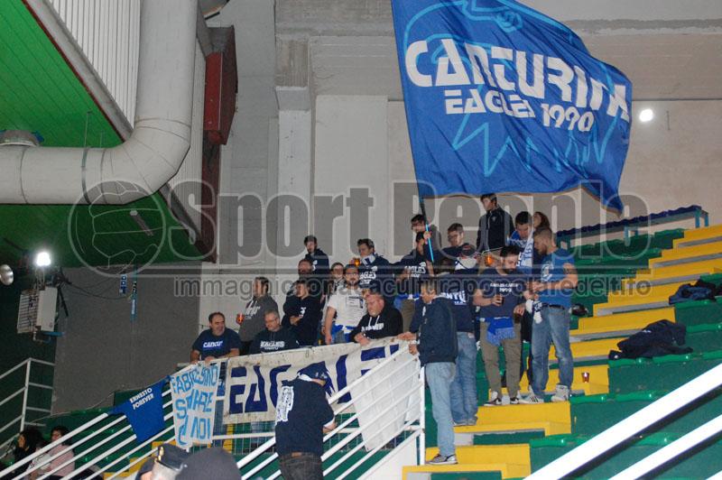 Avellino-Cantù, Lega A 2014/15