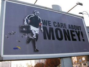 Uefa Care About Money