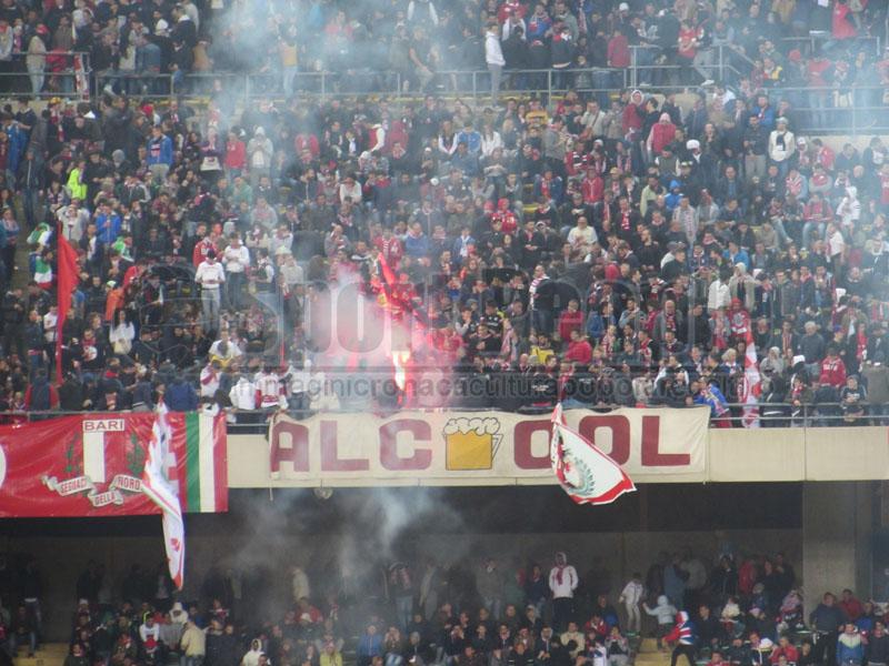 Bari-Bologna, Serie B 2014/15