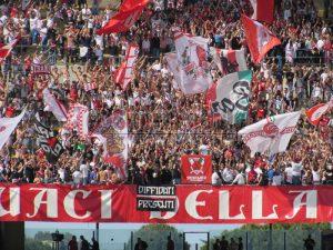 Bari-Cittadella, Serie B 2014/15
