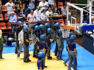 polizia basket