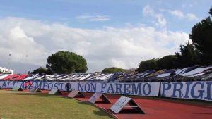 Tifocronache: Terracina-Fondi 1-1, Serie D/G 2013/14