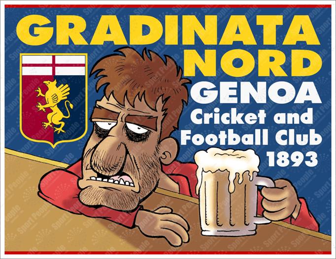 05. Gradinata Nord Genoa