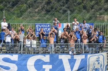 Fondi-Sangiovannese 20-04-2016 Semifinale Coppa Italia Serie D. Ritorno