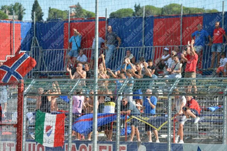 Fondi-Taranto 24-08-16 Primo Turno Coppa Italia Serie C