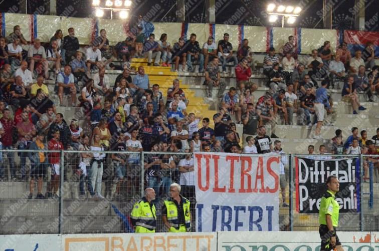 Gubbio-Sambenedettese 07-08-16 Primo Turno Coppa Italia Serie C