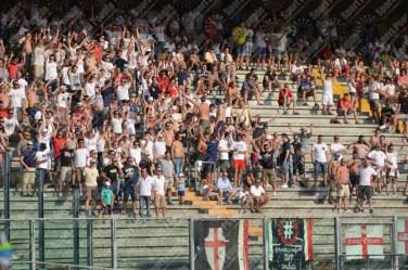 Padova-Seregno 31-07-16 Primo Turno Coppa Italia. Gara unica
