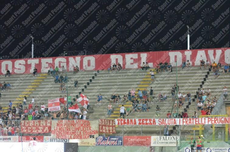 Teramo-Perugia 20-08-16 Amichevole