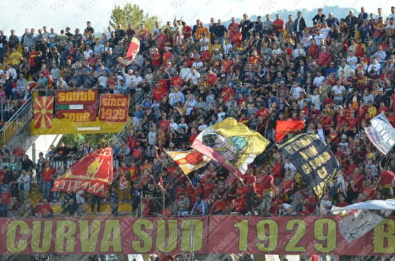 Benevento-Perugia 22-10-16